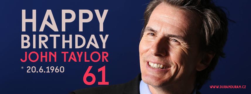 John Taylor 61