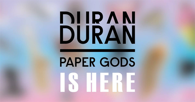 Paper Gods is here